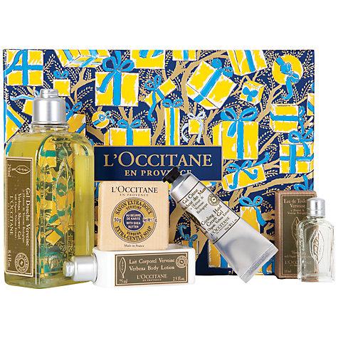 Buy L'Occitane Enchanting Verbena Collection Online at johnlewis.com