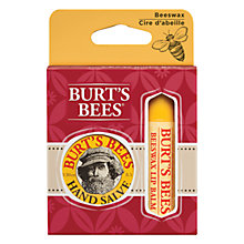 Buy Burt's Bees A Bit of Burt's Beeswax Gift Set Online at johnlewis.com