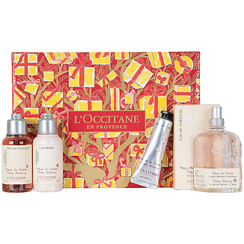Buy L'Occitane Delicate Cherry Blossom Collection Online at johnlewis.com