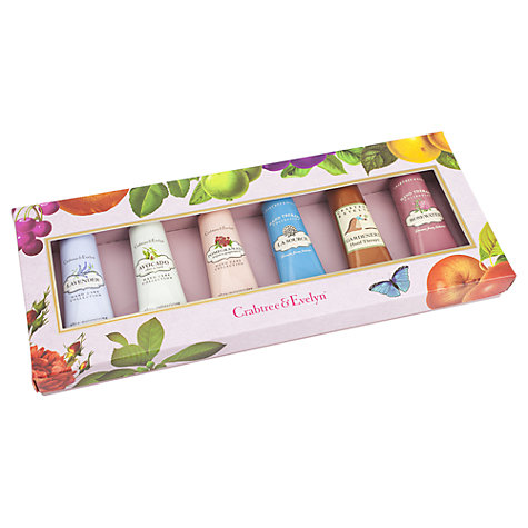 Buy Crabtree & Evelyn Ultimate Hand Therapy Kit, 6 x 25g Online at johnlewis.com