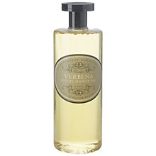 Buy Naturally European Verbena Luxury Shower Gel, 500ml Online at johnlewis.com