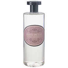 Buy Naturally European Rose Petal Luxury Shower Gel, 500ml Online at johnlewis.com