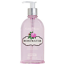 Buy Crabtree & Evelyn Rosewater Conditioning Hand Wash, 250ml Online at johnlewis.com