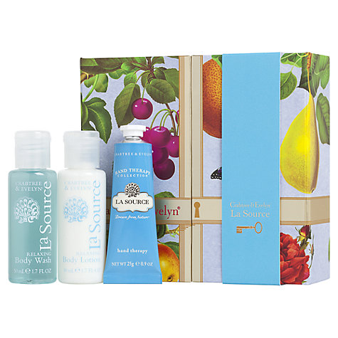 Buy Crabtree & Evelyn La Source Little Luxuries Set Online at johnlewis.com