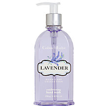 Buy Crabtree & Evelyn Lavender Conditioning Hand Wash, 250ml Online at johnlewis.com