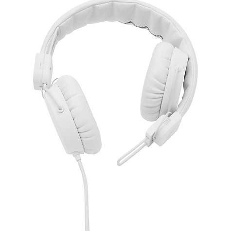 Buy WeSC Matte Piston On-Ear Headphones with Mic/Remote Online at johnlewis.com