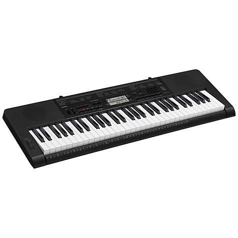 Buy Casio CTK-3200 61 Key Keyboard Online at johnlewis.com