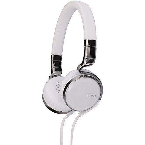 Buy JVC Ésnsy HA-SR75S On-Ear Headphones with Mic/Remote Online at johnlewis.com