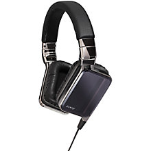 Buy JVC Ésnsy HA-SR85S On-Ear Headphones with FREE JVC Ésnsy HA-FX45S In-Ear Headphones, Black Online at johnlewis.com