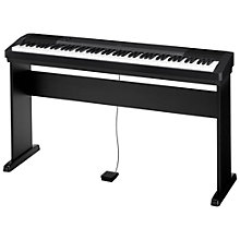 Buy Casio CDP-120BKST 88 Key Digital Piano Online at johnlewis.com