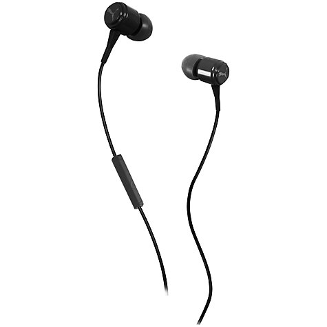 Buy Puma PMAD3036 In-Ear Headphones with Mic/Remote Online at johnlewis.com