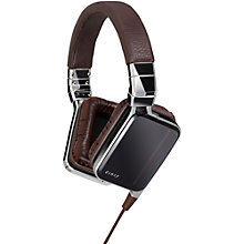 Buy JVC Ésnsy HA-SR85S On-Ear Headphones with FREE JVC Ésnsy HA-FX45S In-Ear Headphones, Brown Online at johnlewis.com