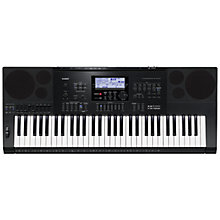 Buy Casio CTK-7200 61 Key Keyboard Online at johnlewis.com