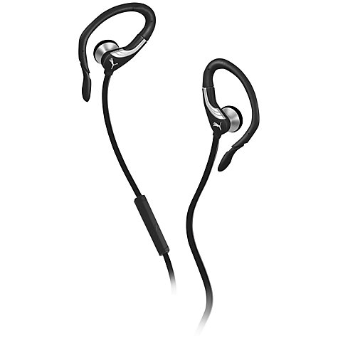 Buy Puma PMAD6012 Pro Performance Around-Ear Headphones with Mic/Remote Online at johnlewis.com