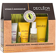 Buy Decléor Life Radiance Madagascar Kit Online at johnlewis.com