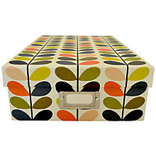 Buy Orla Kiely A4 Document Holder Online at johnlewis.com