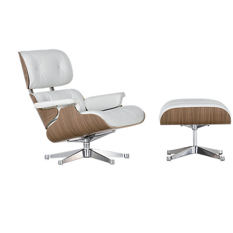 Buy Vitra Eames Lounge Armchair Online at johnlewis.com