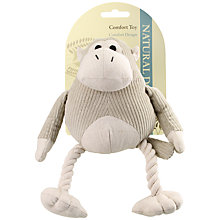 Buy Rosewood Natural Dog Jungle Monkey Dog Toy Online at johnlewis.com