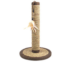 Buy Rosewood Jolly Moggy Scratching Pole Online at johnlewis.com