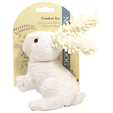 Buy Rosewood Natural Dog Wildlife Rabbit Dog Toy Online at johnlewis.com