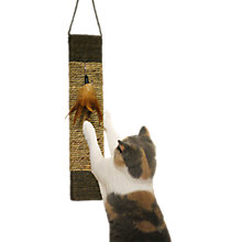 Buy Rosewood Jolly Moggy Hanging Scratch Mat Online at johnlewis.com