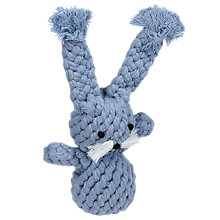 Buy Purplebone Rope Rabbit Dog Toy Online at johnlewis.com