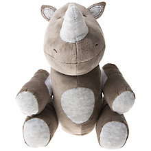 Buy Mungo & Maud Pull My Leg Rhino Dog Toy Online at johnlewis.com