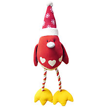 Buy Rosewood Roger Robin Dog Toy Online at johnlewis.com
