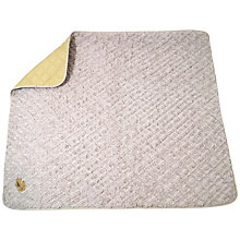 Buy Rosewood 40 Winks Reversible Throw Online at johnlewis.com