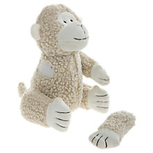 Buy Mungo & Maud Pull My Leg Monkey Dog Toy Online at johnlewis.com