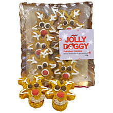 Buy Rosewood Reindeer Dog Cookies, 130g Online at johnlewis.com