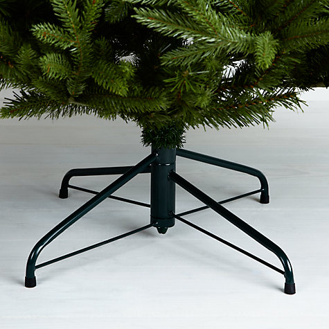 Buy John Lewis Mountain Pine Christmas Tree, Green, 7.5ft Online at johnlewis.com