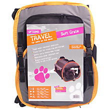 Buy Rosewood Travel Soft Pet Crate, Small Online at johnlewis.com