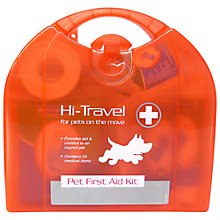 Buy Rosewood Travel Pet First Aid Kit Online at johnlewis.com