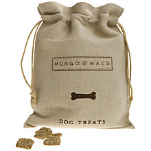 Buy Mungo & Maud Organic Carrot Dog Treats, 350g Online at johnlewis.com