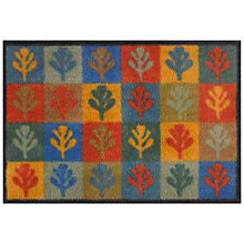 Buy Turtle Mat Dee Hardwicke Collection Oak Leaf Doormat Online at johnlewis.com