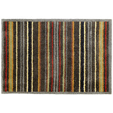Buy Turtle Mat Graphic Stripe Doormat, L85 x D60cm, Multi Online at johnlewis.com