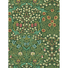 Buy Morris & Co Blackthorn Wallpaper Online at johnlewis.com