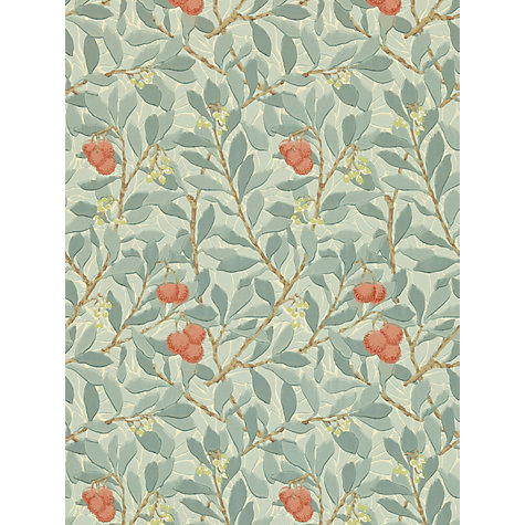 Buy Morris & Co Arbutus Wallpaper Online at johnlewis.com