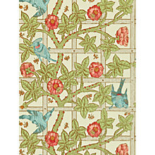 Buy Morris & Co Trellis Wallpaper Online at johnlewis.com