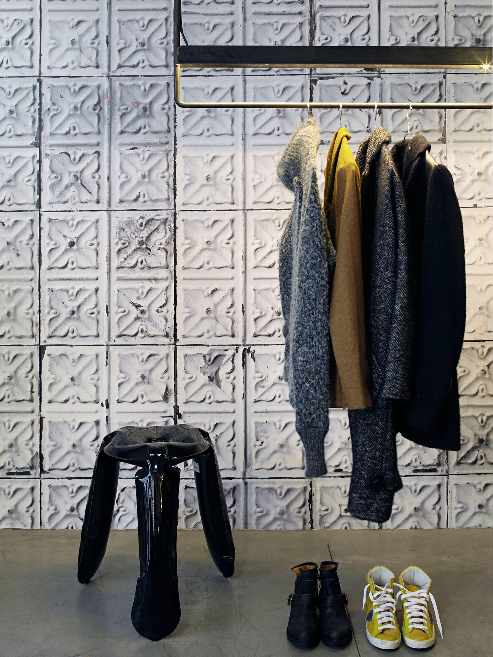 NLXL NLXL Brooklyn Tins Wallpaper