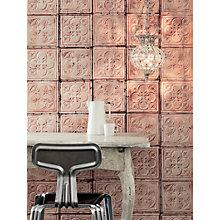 Buy NLXL Brooklyn Tins Wallpaper Online at johnlewis.com