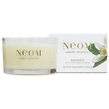 Buy Neom Happiness Travel Scented Candle Online at johnlewis.com