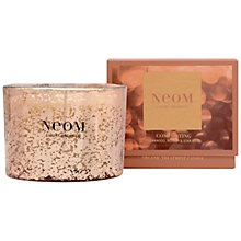 Buy Neom Christmas Comforting 3-Wick Scented Candle Online at johnlewis.com