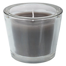 Buy Broste Rustic Candle Jar, H6.5cm Online at johnlewis.com