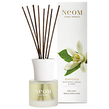 Buy Neom Happiness Diffuser, 100ml Online at johnlewis.com