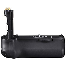Buy Canon BG-E14 Battery Grip for EOS 70D Online at johnlewis.com