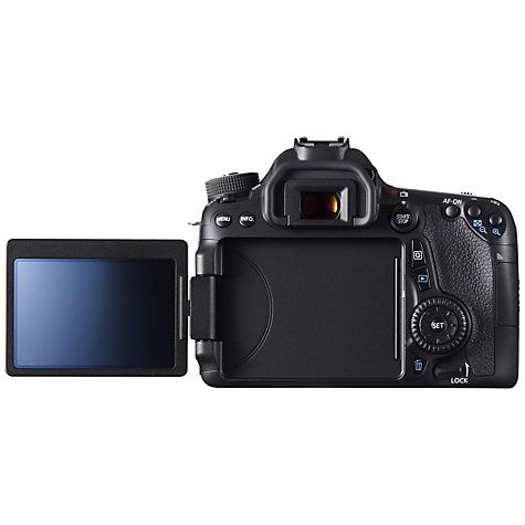 Buy Canon EOS 70D Digital SLR Camera  HD 1080p  20 2MP  Wi-Fi  3 quot  LCD    Canon Hd Camera 1080p