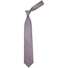 Buy Chester Barrie Puppytooth Pattern Tie Online at johnlewis.com