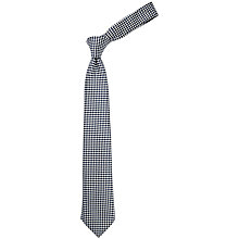 Buy Chester Barrie Savile Row Diamond Print Tie Online at johnlewis.com